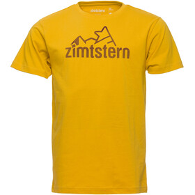 Zimtstern TSM Mountzicon T-Shirt Men Honey